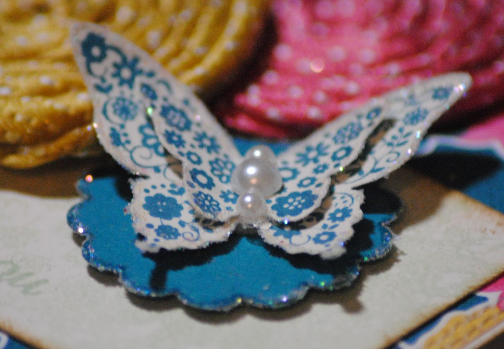 Mojo 296 - Thinking of you - Butterfly