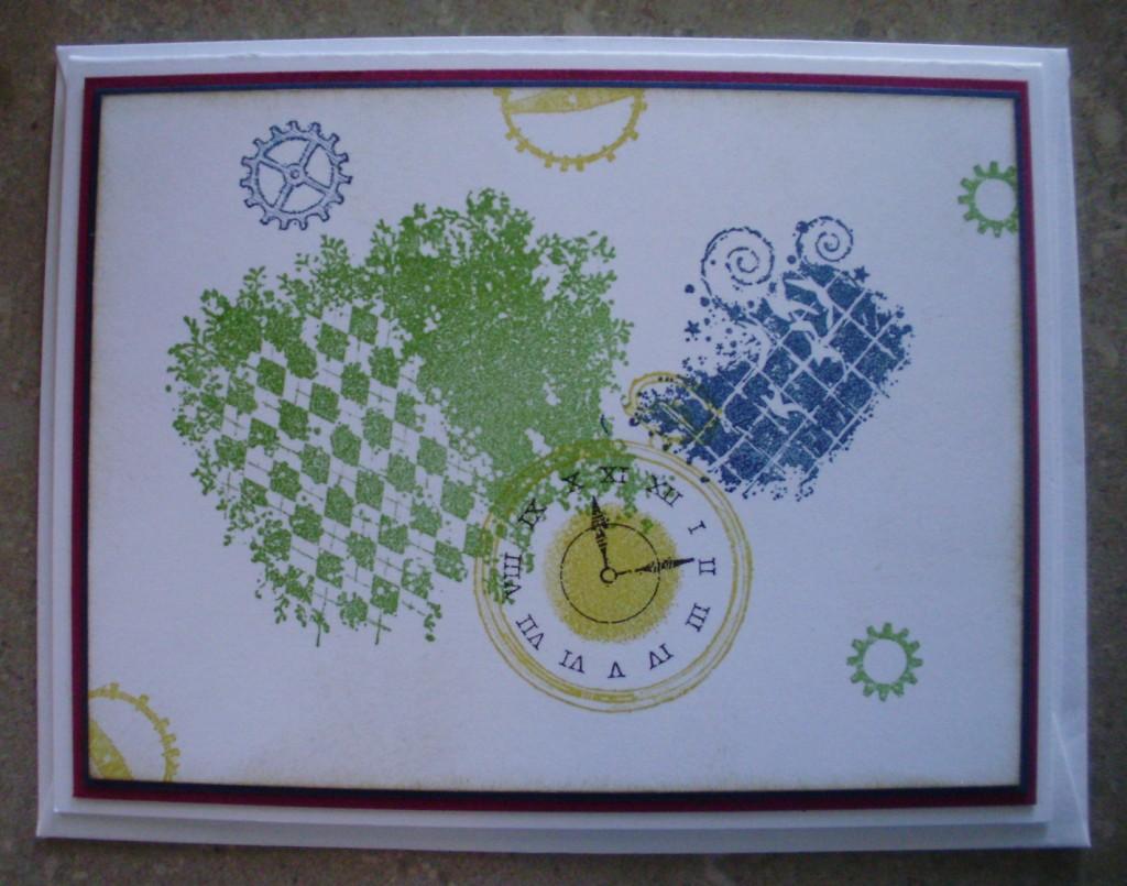 Inkee Fiddlings - Clockworks - 2012-13 Incolors