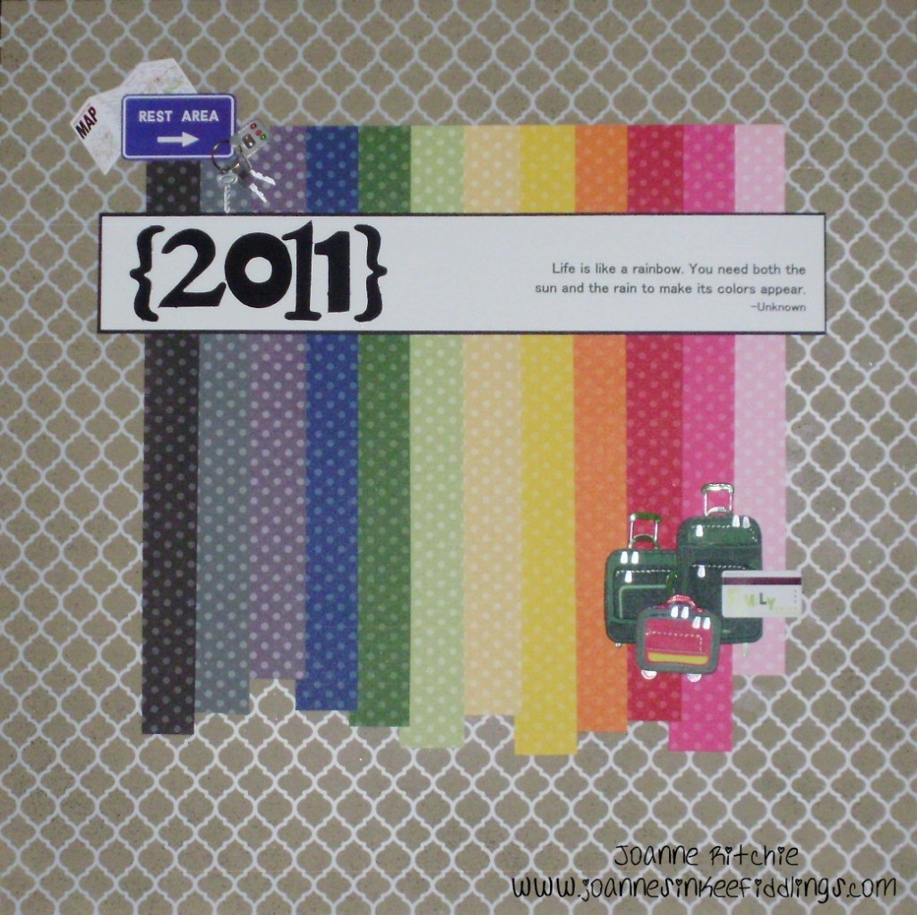 2011 - Front Cover - JIF
