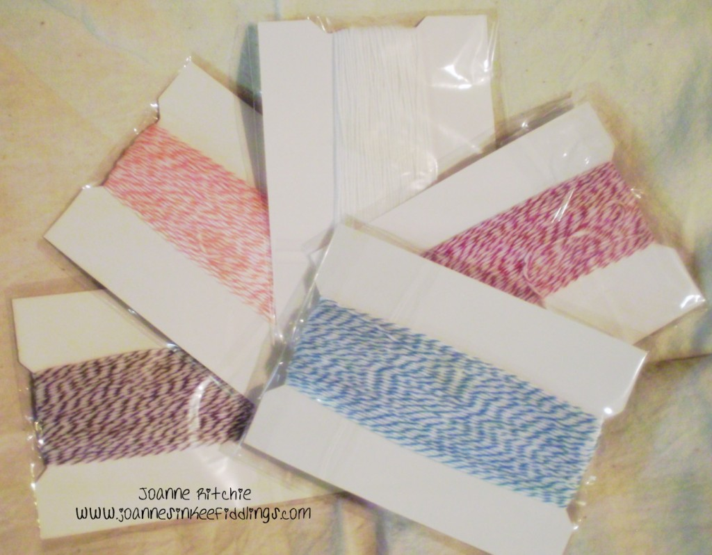 Ribbon Share - Bakers Twine