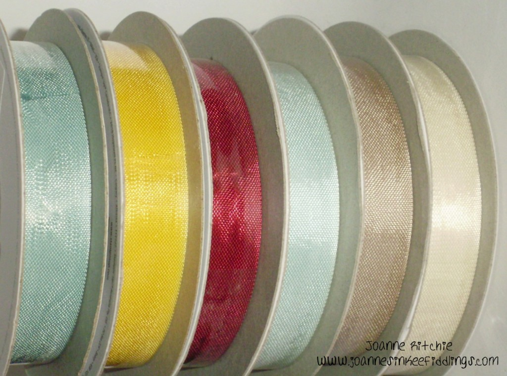 "1/2"" Seam Binding Ribbon Shares"
