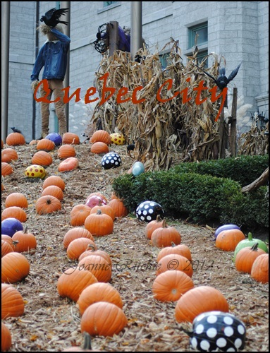 Quebec City Pumpkins