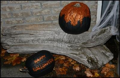 Halloween SU Pumpkins - not just paper crafting!