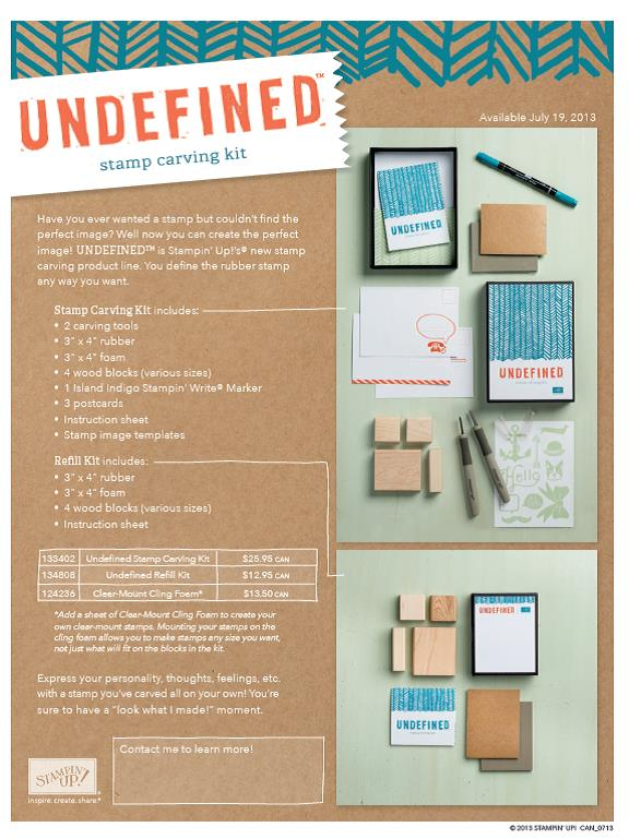 Undefined - your very own carving set!