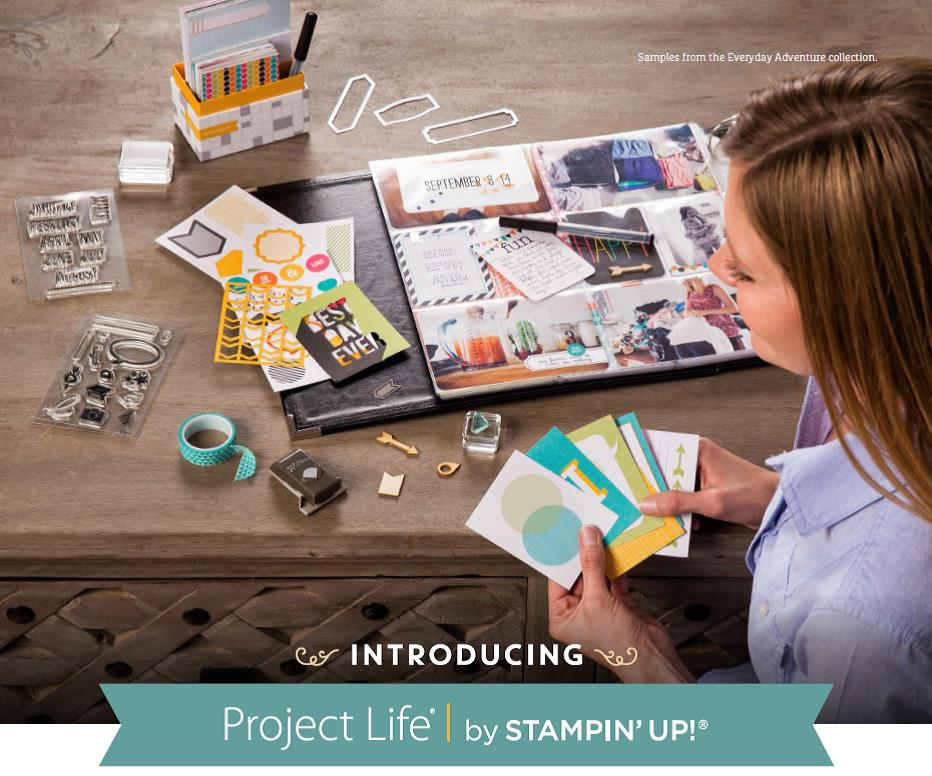 Becky Higgins and Project Life