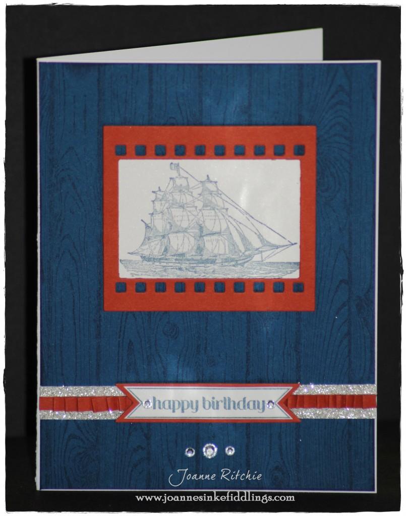 Hardwood - Ships on Film - JIF