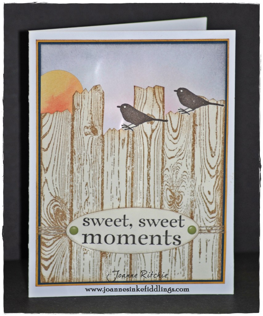 Hardwood - Sweet Birds - JIF