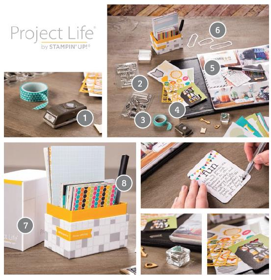 Project Life Samples!