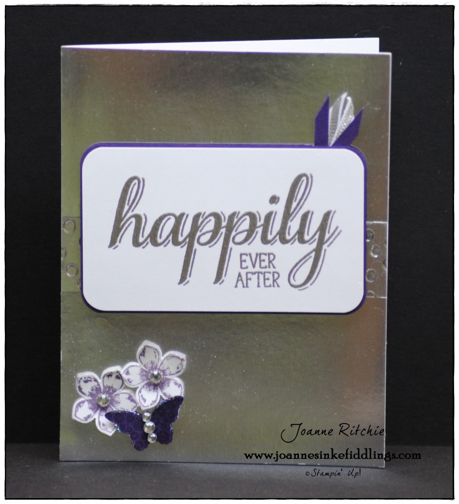 Big News - Silver Happily Ever After - JIF