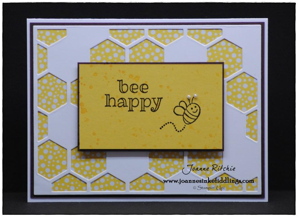 Sweet Stuff - Bee Happy - JIF
