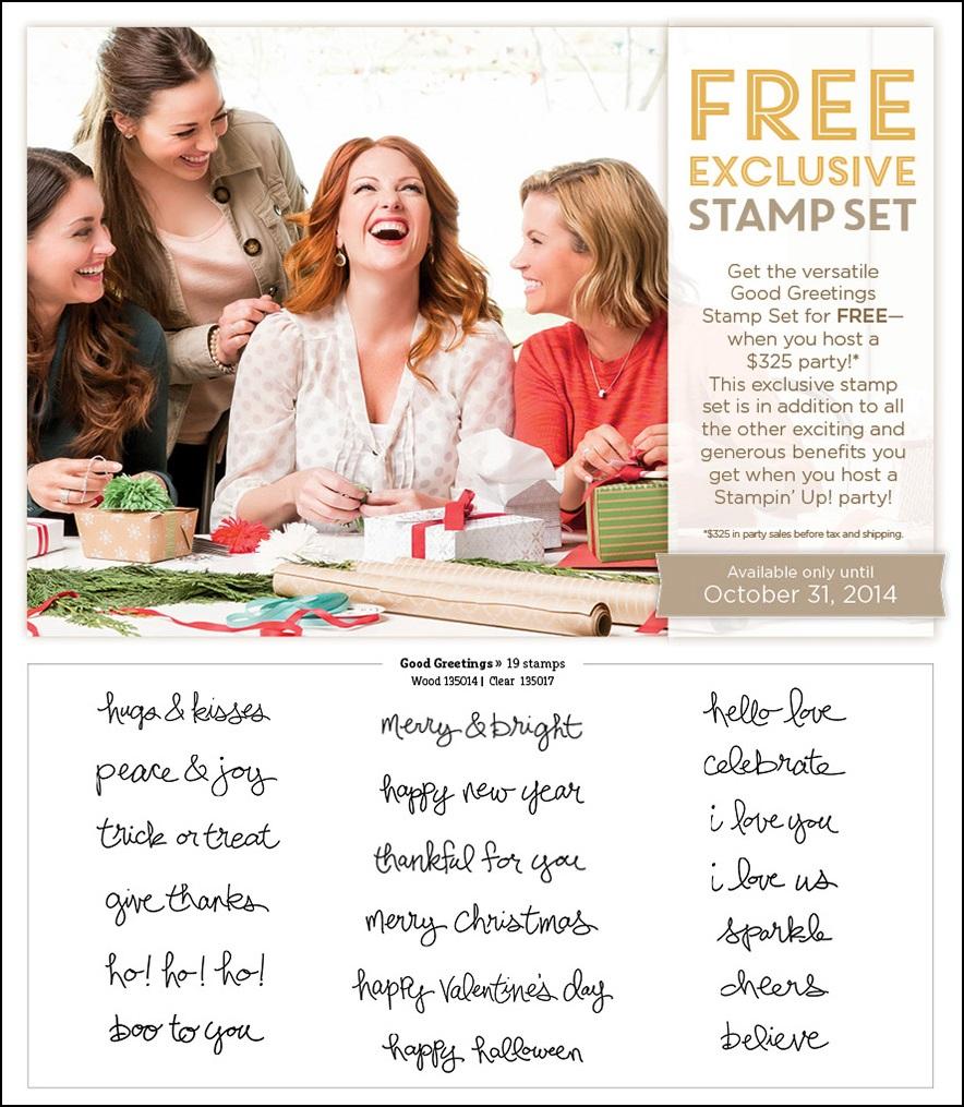 Free stamp set - WOO HOO!!!
