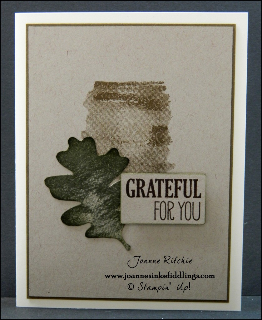 Grateful for You - Crumb Cake _ JIF