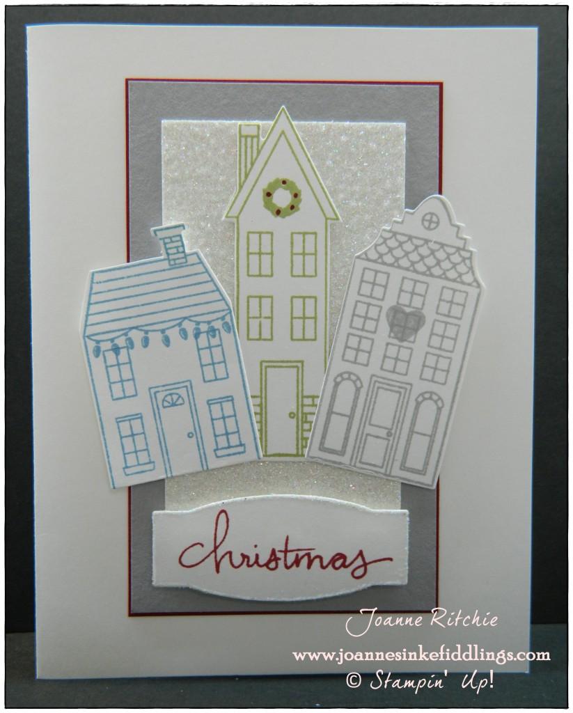 Homemade Holiday - Christmas - JIF