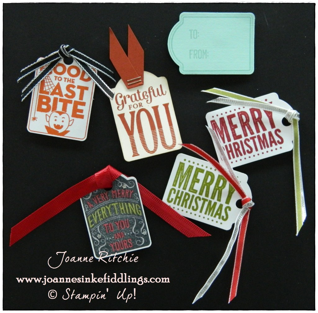 Merry Everything Tags