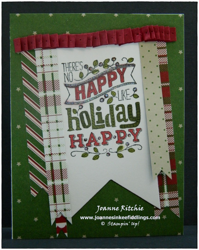 Mingle All the Way - Holiday Banners - JIF