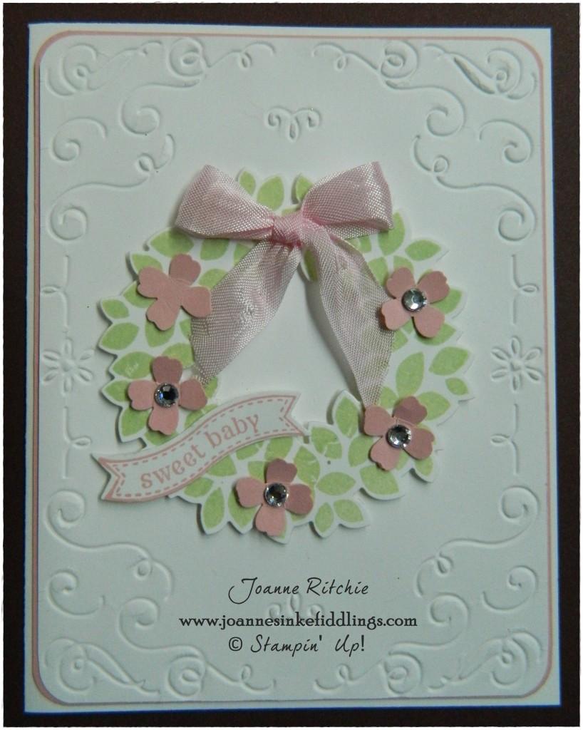 JIF - Wreath - Baby Girl
