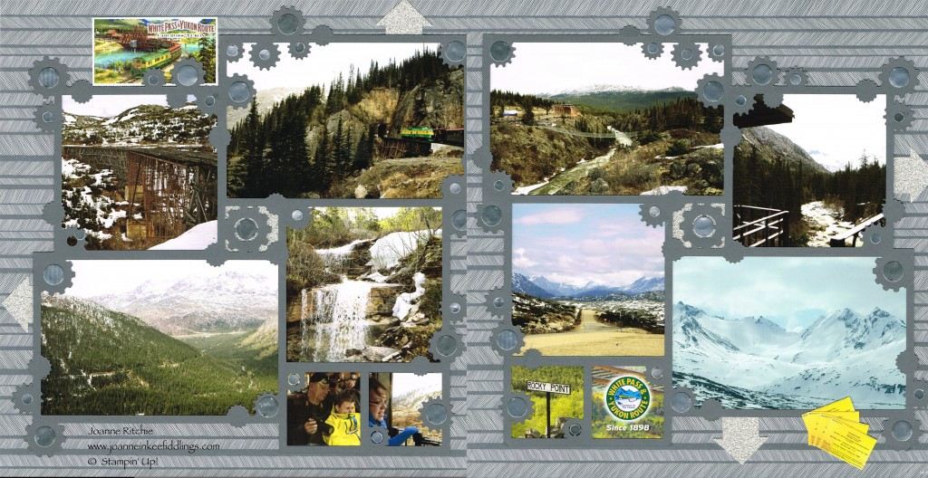 Whitepass Double Page Layout