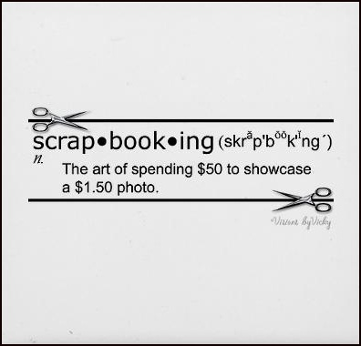 Measuring up Scrapbooking